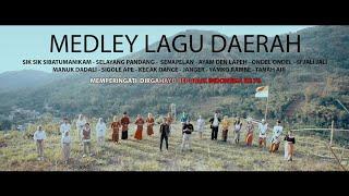 Medley Lagu Daerah - Memperingati HUT RI KE 76