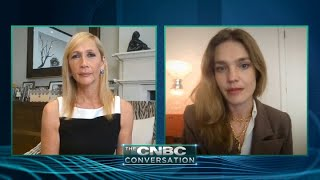 Natalia Vodianova: Russia has coped 'incredibly well' with Covid-19