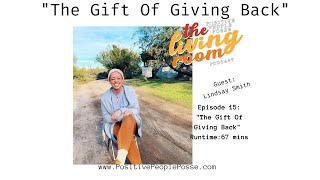 The Gift Of Giving Back- Lindsay Smith & The Merry Outlaw