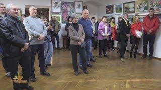 Художники Бердичева запрошують на виставку картин до Восьмого березня