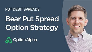 Bear Put Spread Option Strategy