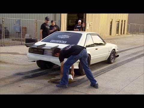 Creating A Sticky Situation | Street Outlaws