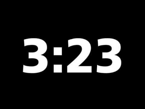 ten minute countdown