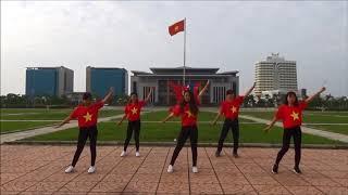 Dân vũ NỐI VÒNG TAY LỚN - Vũ khúc sân trường tỉnh Bắc Giang, giai đoạn 2017-2022.