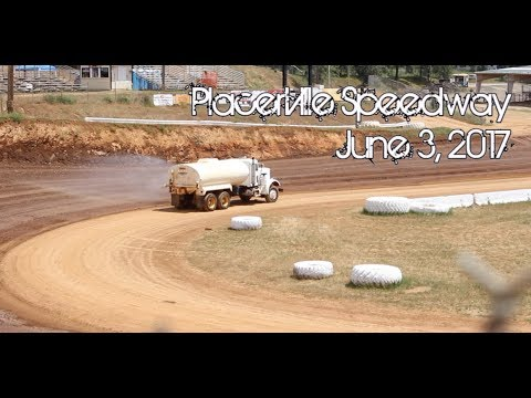Placerville Speedway 06/03/2017