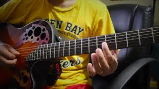 Natural Harmonics from Y Wine song- မဆုံတဲ႔ဖူးစာ