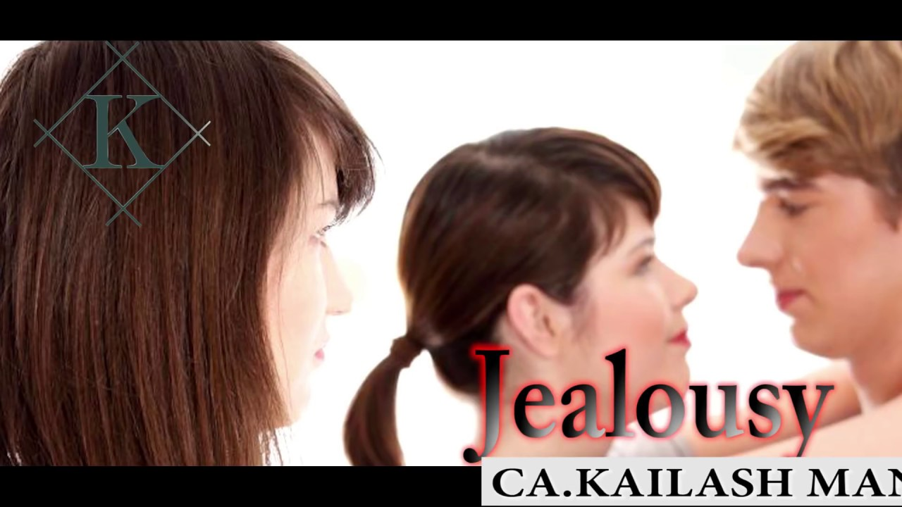 Why do you feel jealous of your partner? - YouTube