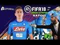 DYBALA È DEL NAPOLI - Carriera Allenatore FIFA 18 #2