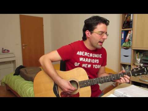 Sheryl Crow - Strong Enough (Acoustic Cover by johnny fingerpicking)