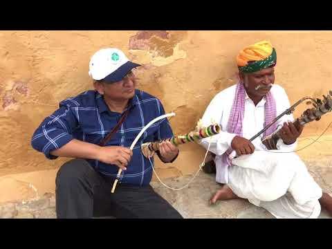 Ravanahatha -This musical instrument is ancestor of Violin