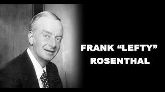 "Casino Boss - Frank ""Lefty"" Rosenthal"