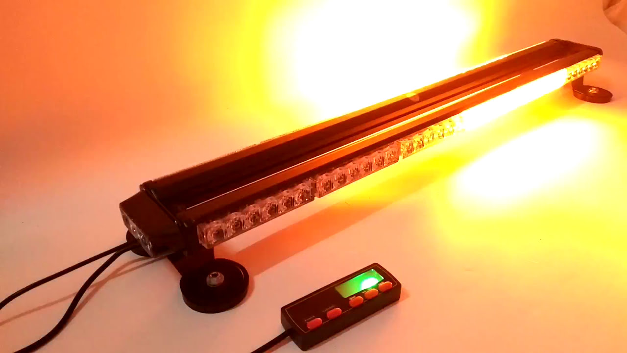 38 78 led traffic wrecker emergency beacon top strobe flash light 38 78 led traffic wrecker emergency beacon top strobe flash light bar amber 1224v aloadofball Gallery
