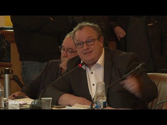 Séance du Conseil Municipal d'Amnéville de jeudi 4 avril.