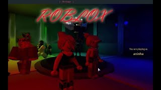 ROBLOX-Ana & Bela the VAMPIRE IS CLOSE!! Run away!! (Vampire Hunters 2)