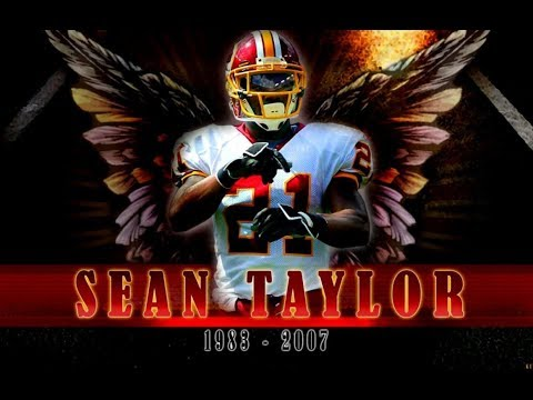 """Sean Taylor Career Highlight 