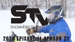 Snowmobiler TV 2020 - Episode 11 - Halliburton Highlands