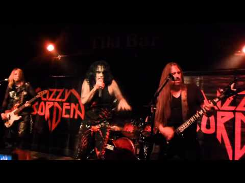 "LIZZY BORDEN- ""Me Against The World"" 1/24/2014"