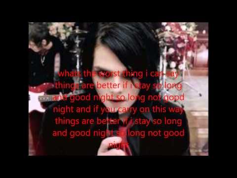 helena my chemical romance lyrics