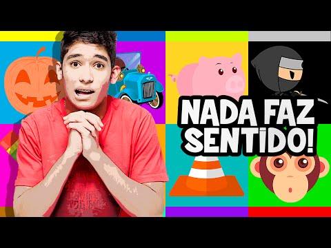 NADA FAZ SENTIDO !! - SITES INÚTEIS