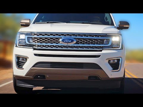 2020 Ford Expedition – Design, Interior, Driving (Platinum & King Ranch)
