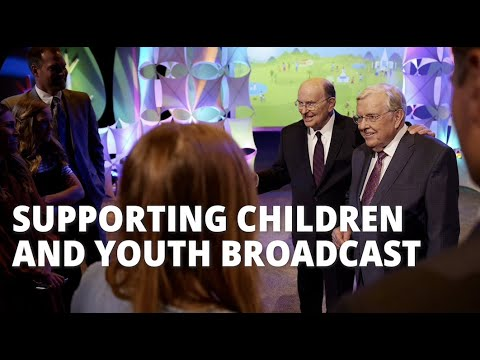 Supporting Children and Youth Broadcast