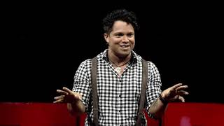 Gusto por lo imposible | ALEJANDRO NAVAS | TEDxPuraVidaED