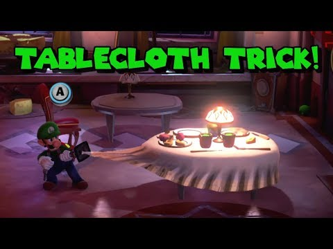10 Little Things You Might Have Missed - Luigi's Mansion 3