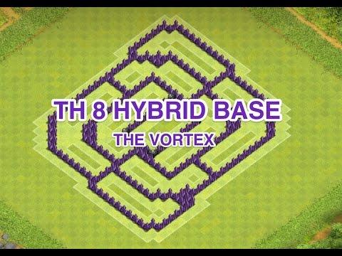 TH 8 HYBRID BASE: