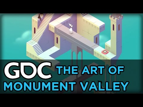 The Art of Monument Valley