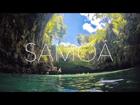 SAMOA TRAVEL DIARY | Sophie Wright