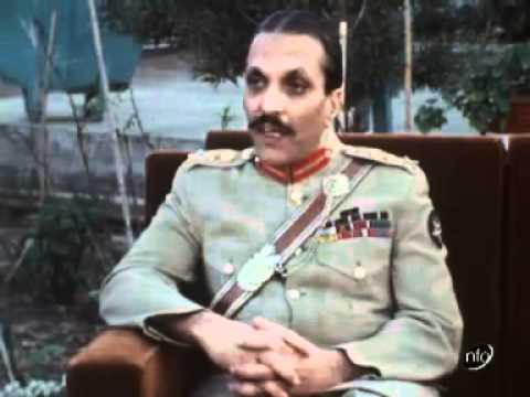Zia ul Haq interview 1977
