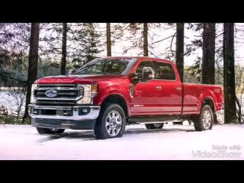 2020 Ford 7.3 gas