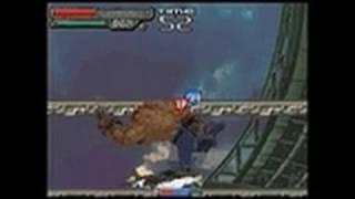Guilty Gear Dust Strikers Nintendo DS Gameplay -