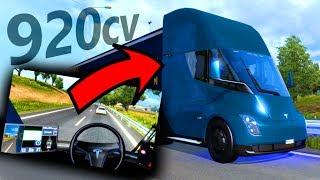 COMPRO il CAMION TESLA ELETTRICO - Euro Truck Simulator 2