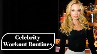 Candice Swanepoel Workout And Diet