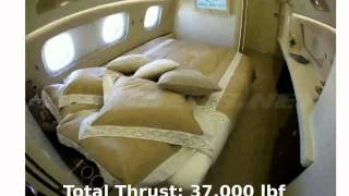 Embraer Lineage 1000 Heavy Private  Jet  Features Photos