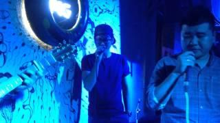 F BAND - Mưa Hoài Vậy (Original Single) Live @ Fang Pub 150829