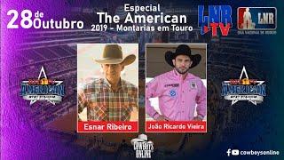 Programa LNR TV 28/10/2020 The American 2019 - Montarias em Touro