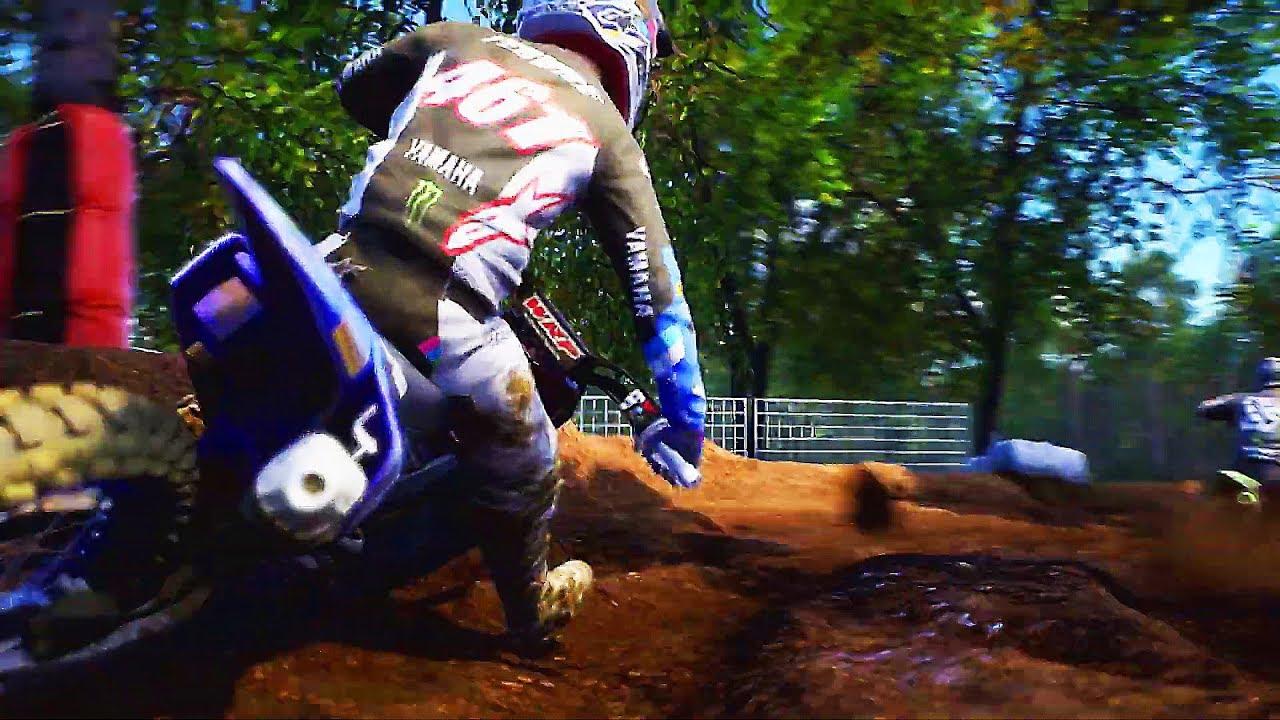 MXGP 2019 Trailer (2019) PS4 / Xbox One / PC + video