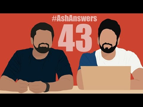 Red iPhone 7, Xiaomi Mi 6, Mi 5c Unboxing, Marketing Gimmicks, Importing Laptops... #AshAnswers 43