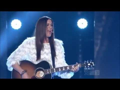 Sarah Spicer - What's Up? (The X Factor New Zealand 2015) [Live Show 4]