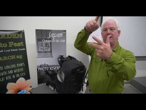How to pack your photo gear for the African Photo  Safari trip!