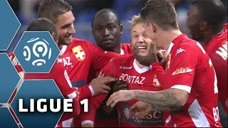 Goal Daniel WASS (65') / SC Bastia - Evian TG FC (1-2) - (SCB - ETG) / 2014-15
