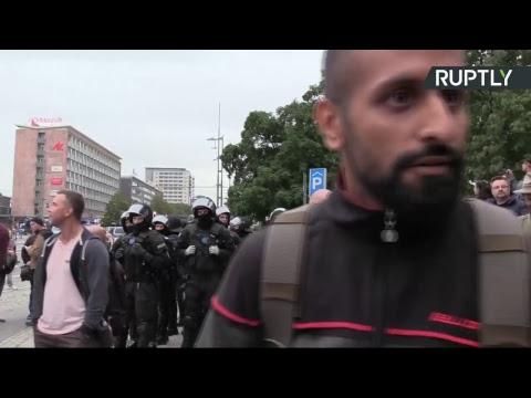 Allemagne : nouvelles manifestations pro et anti-migrants à Chemnitz