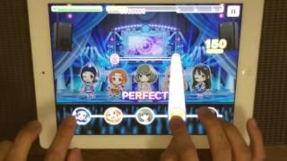 【ギザギザ餡蜜運指】Trancing Pulse(Master) ALL PERFECT【デレステ】 thumbnail