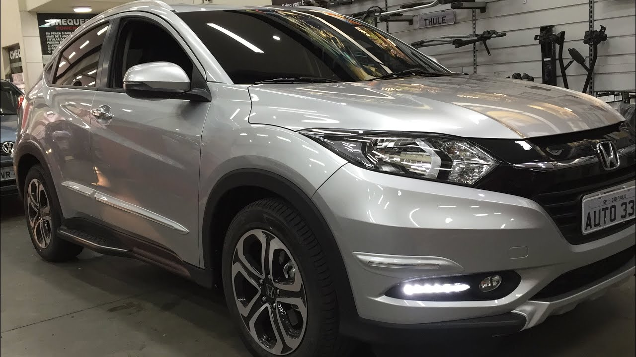 Honda HR-V - Acessórios - Auto330 Acessórios - YouTube