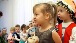Малое Верево. Видеосъёмка новогоднего утренника в детском саду.(Малое Верево., 2016-01-01T22:39:31.000Z)