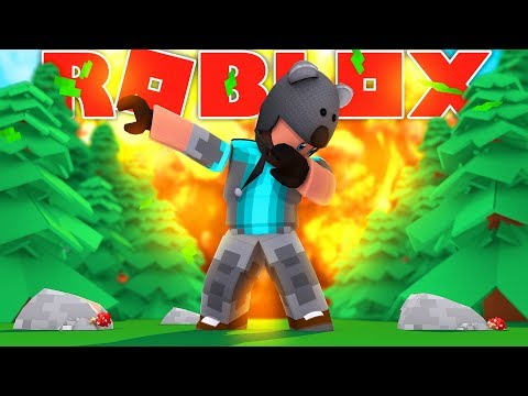 Dabbing For A Monster Hat In Roblox Youtube