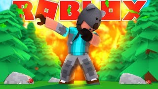 DABBING FOR A MONSTER HAT IN ROBLOX!!