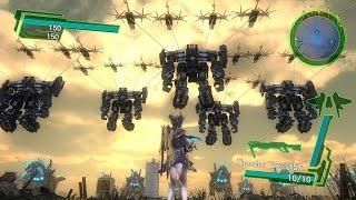 Earth Defense Force 4.1: The Shadow of New Despair: Giant Bomb Quick Look